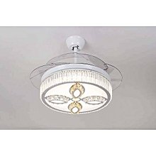 plafonnier (ventilateur) - led - blanc