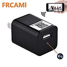 chargeur avec caméra espion sans fil wifi