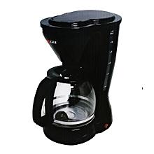 machine a café 1.5 litres haeger - 220-240v 50/60hz - 800w - noir