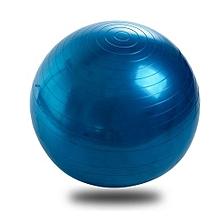 ballon yoga - gym - bleu