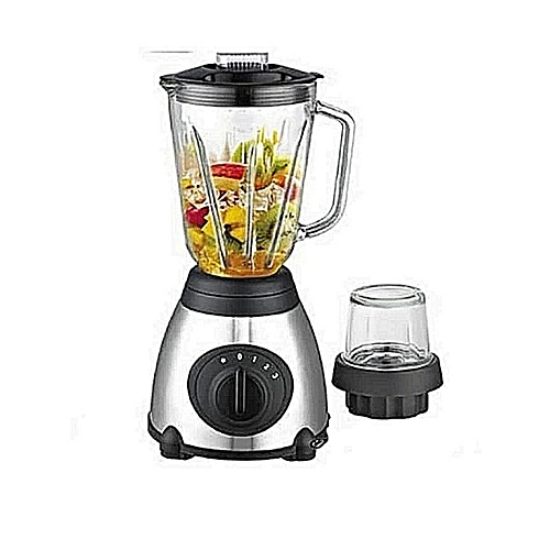 kenwood mixeur de fruits electrique verre 1 5 litre gris prix pas cher jumia sn. Black Bedroom Furniture Sets. Home Design Ideas