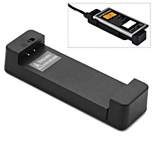 chargeur batterie universel micro usb - pour android samsung sony blackberry lg nokia htc - noir