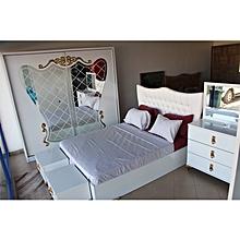 Meuble et chambre à coucher métal ou en bois sur Jumia Sénégal