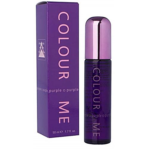 Parfum Couleur Violet Me De En Flacon Femme Pour 50 Vaporisateur Ml Toilette EH9IWDY2