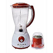 blender mixeur 7 star 2 - 1,5 litre maron