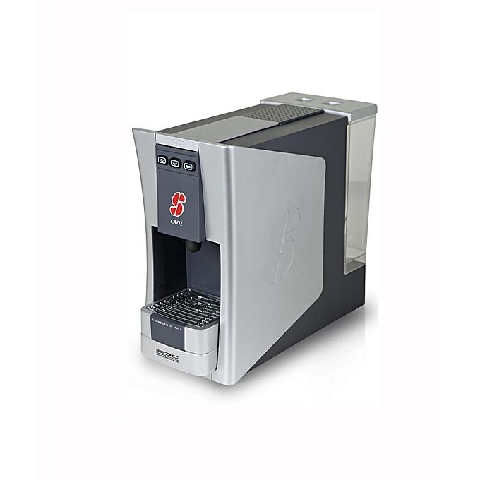 other machine caf expresso giugiaro s12 gris machine. Black Bedroom Furniture Sets. Home Design Ideas