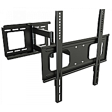 support mural tv orientable inclinable -tv led lcd (30 /32 /42/47 /52 pouces) - noir