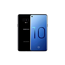 "galaxy s10+ - 4g - ecran 6.4"" -  android 9.0 + one ui - rom  128go - ram 8 go - caméra 12mp+16mp+12mp+10mp - batterie 4100 mah - noir"