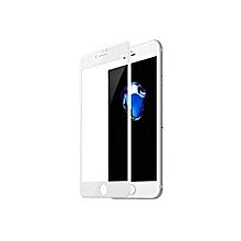 protection ecran blindé iphone 7 plus - blanc