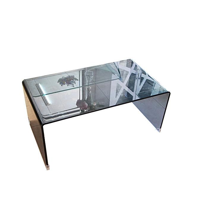 Sans Marque Table Basse En Verre Teinté Noire Prix Pas Cher Jumia Sn