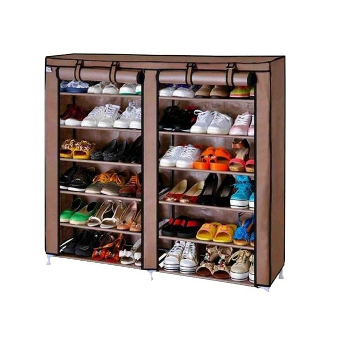 white label armoire de rangement de chaussures portable acheter en ligne jumia senegal. Black Bedroom Furniture Sets. Home Design Ideas