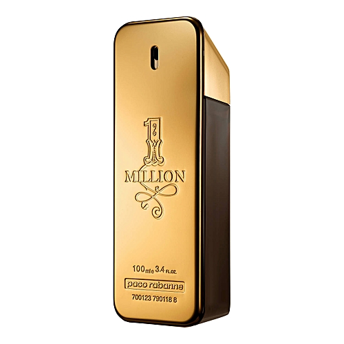 Paco Rabanne Eau De Toilette One Million Pour Homme 100 Ml