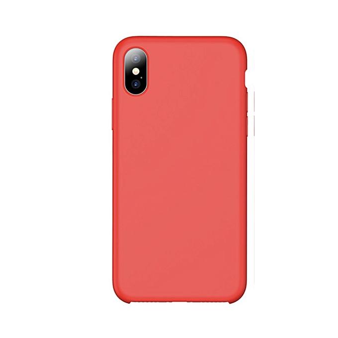 White Label Etui Iphone X - Rouge - Prix pas cher   Jumia SN bc7ac6fdaca