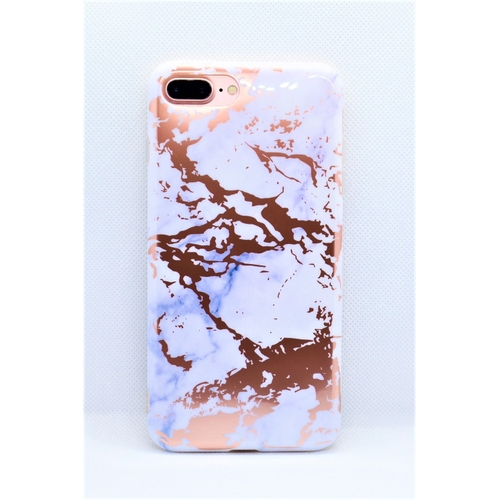 coque iphone 8 marbre blanc