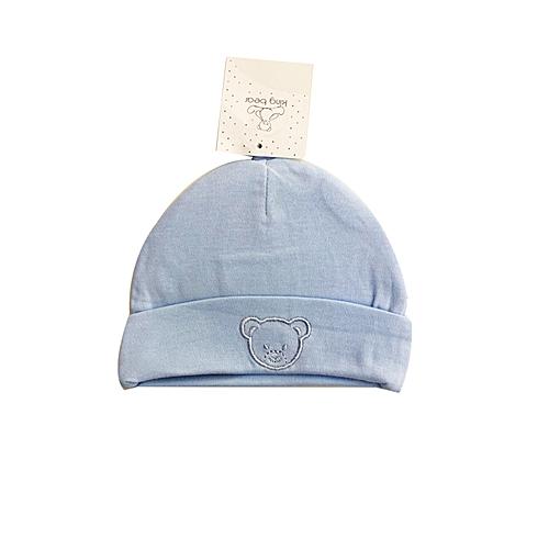 King bear Bonnet - Naissance - Bleu - Prix pas cher   Jumia SN 51dfc348099