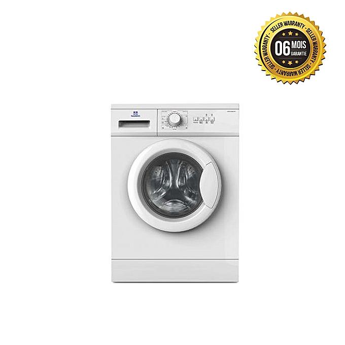 nasco machine laver 6 kg automatique blanc. Black Bedroom Furniture Sets. Home Design Ideas