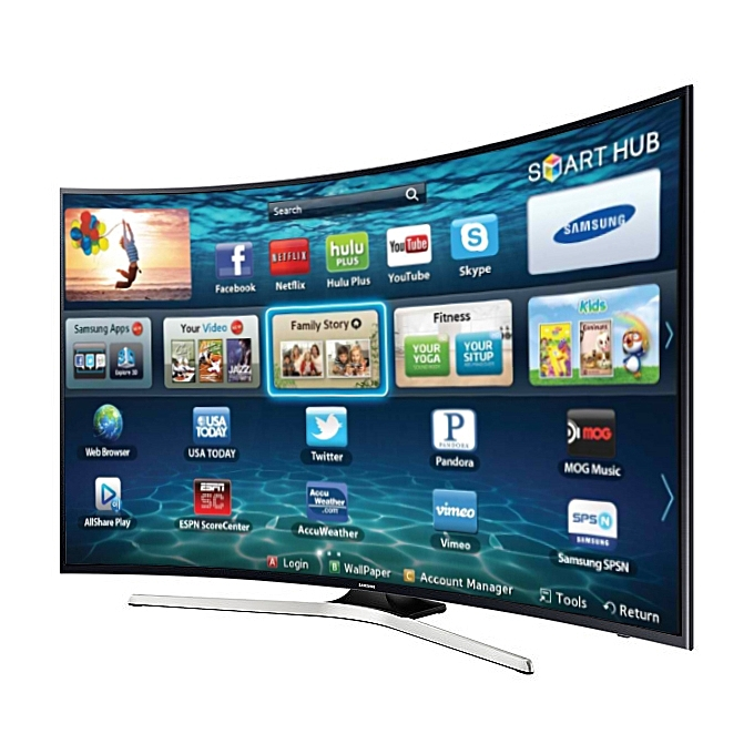 samsung t l viseur incurv smart tv 65 pouces 65ku7350 4k ultra hd garantie 1 an prix. Black Bedroom Furniture Sets. Home Design Ideas