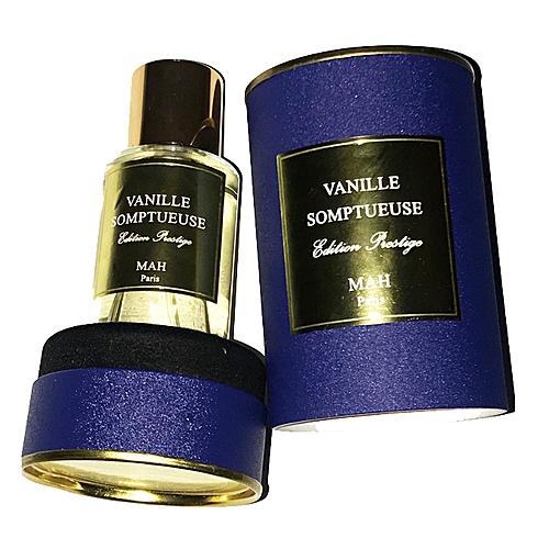 Eau Mah Edition 50 Paris Parfum Somptueuse De Vanille Ml Prestige ID2EHY9W