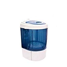Machine à Laver Semi-automatique 3 Kilos M MTT30-WP1604 - Bleu Blanc 14dd2b6171a6
