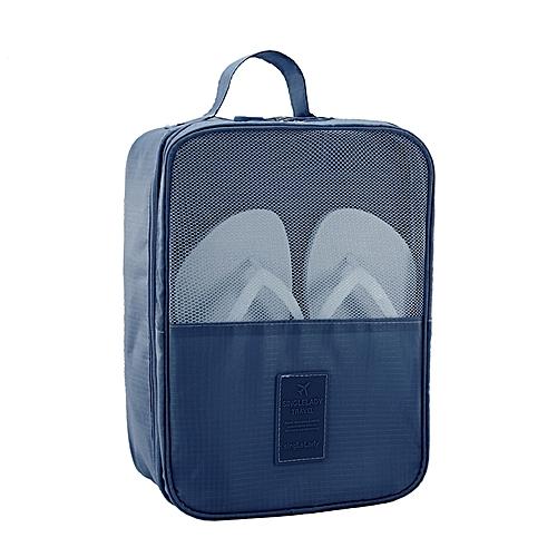 a sac de rangement portable pliable multifonctionnel pour chaussures bleu jumia s n gal. Black Bedroom Furniture Sets. Home Design Ideas