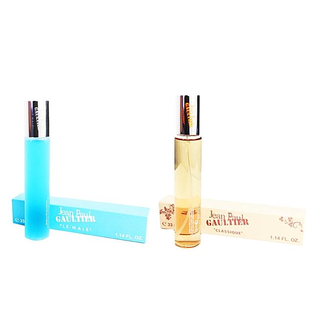 Jean Male Classique De Buste Pack Gaultier Le Parfum Paul 2 X33ml Et Eau e2YEDHI9W