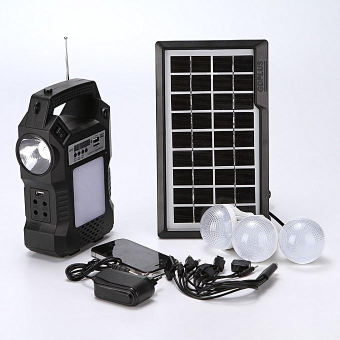 white label mini kits solaires pour la maison radio fm. Black Bedroom Furniture Sets. Home Design Ideas