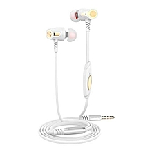 eh360 - ecouteur intra-auriculaire - hifi 3.5mm - or
