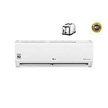 climatiseur split dual inverter - blanc - 9000 btu - garantie 6 mois - liaisons non fournies