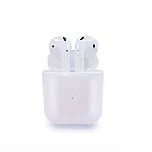 m9x bluetooth type airpods - écouteur sans fil original - v5.0 tws touch control écouteurs - boîtier de charge magnétique - compatible avec tous les smartphone ( iphone, samsung...) - temps de jeu 3h-4h + étui silicone offert