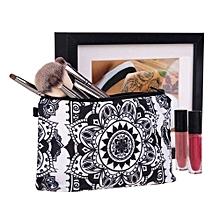 portable maquillage cosmétique sac pinceau stylo boîte à crayons organizer pouch box