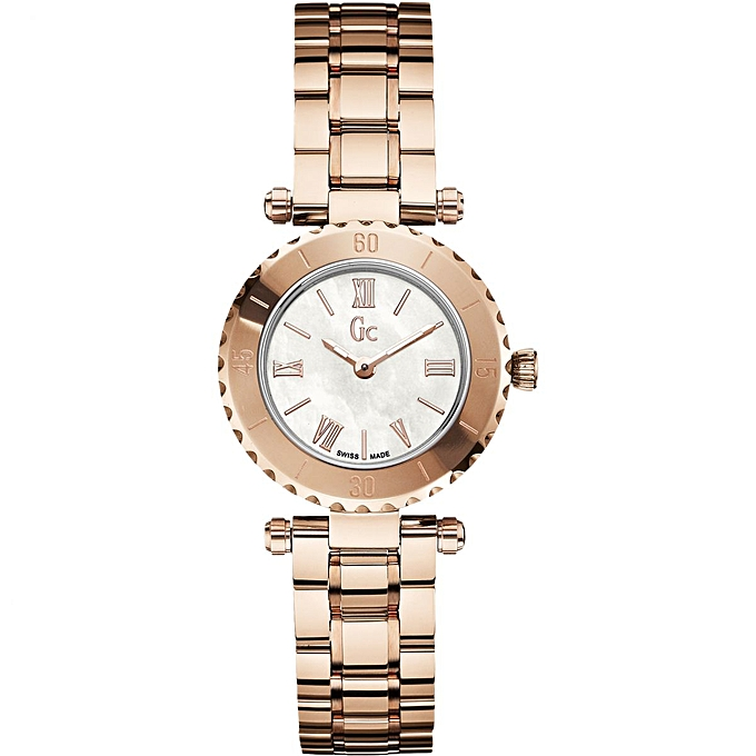 Collection Guess Or Plaqué X70020l1s Montre Rose jLUpMSzVqG