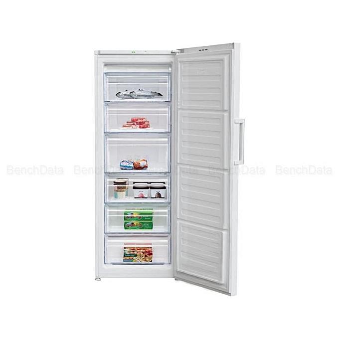 beko cong lateur vertical 257 litres 6 tiroirs. Black Bedroom Furniture Sets. Home Design Ideas
