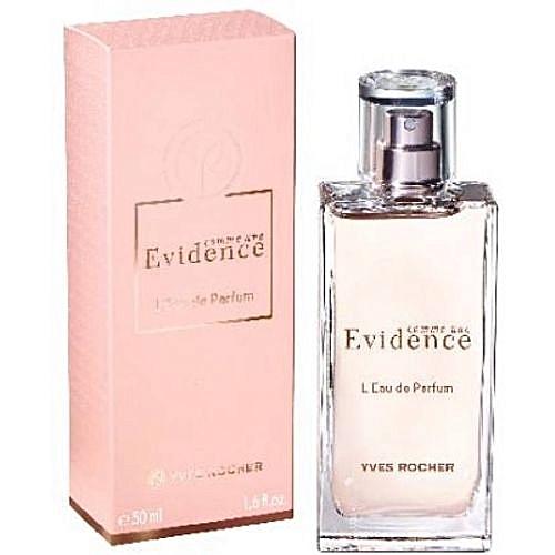 Yves Rocher Eau De Parfum Comme Une Evidence 50 Ml Prix Pas