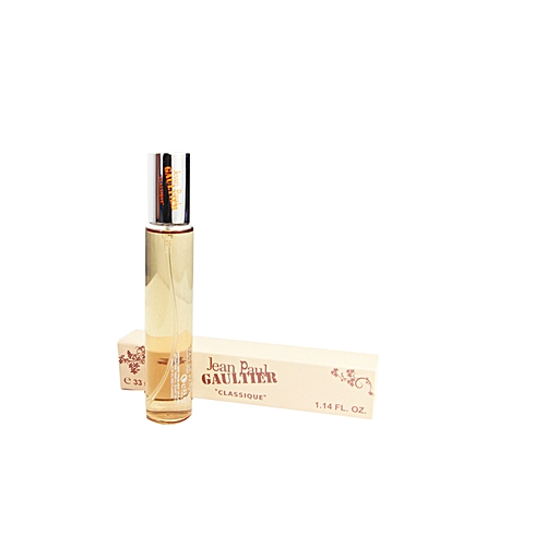Gaultier Parfum Femme Eau Jean 33ml De Classique Paul CedxrBo