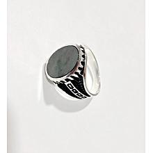 bague anneau pour homme - argent - carat 925
