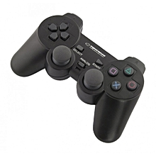 manette usb - pc windows - noir