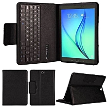 bluetooth keyboard leather case stand for samsung galaxy tab a 9.7 t550