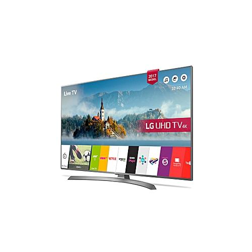 lg tv led smart tv 65 pouces 65uj670v 4k ultra hd. Black Bedroom Furniture Sets. Home Design Ideas