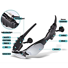 battery polarized glasses wireless bluetooth 4.1 stereo headset driving call music handsfree smart sunglasses sport riding eyes glasses smart sunglass