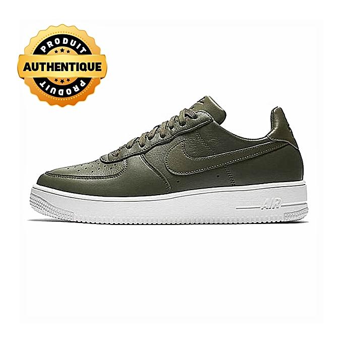 86cc39076c7 Nike Air Force 1 Ultraforce - Homme Femme Unisex -Vert Olive - Prix ...