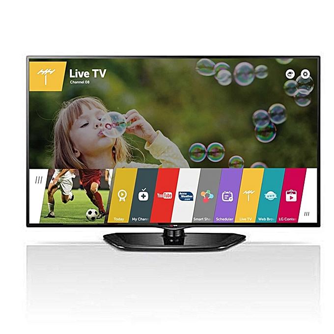 lg t l viseur led 32 pouces 32ln5700 full hd 1920x1080 pixels smart tv noir prix pas. Black Bedroom Furniture Sets. Home Design Ideas