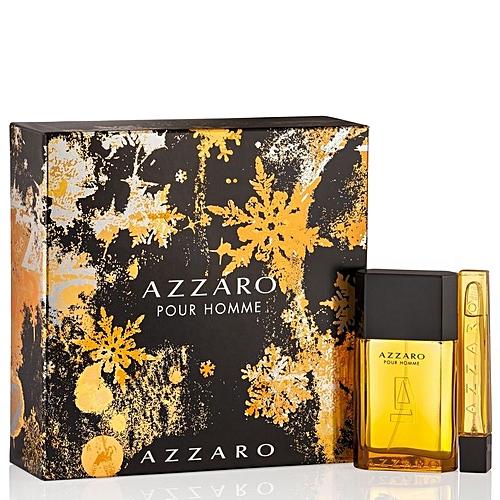 Azzaro Coffret Parfum Azzaro Pour Homme 100 Et 15 Ml Prix Pas