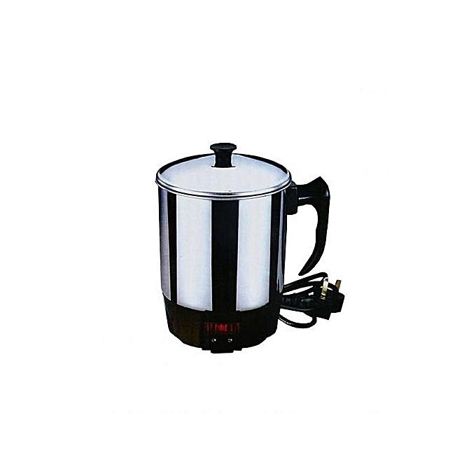 welcom et autres bouilloire electrique 1 litre gris prix pas cher jumia sn. Black Bedroom Furniture Sets. Home Design Ideas