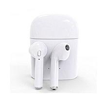 airpod apple blanc