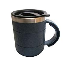 tasse thermos - 500ml - plastique original - bleue