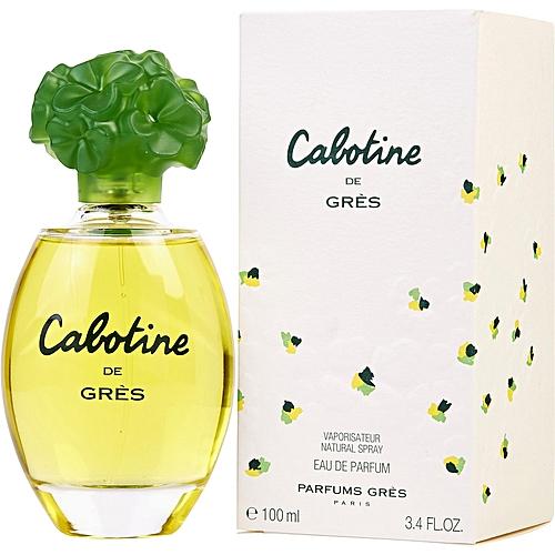 Parfum Eau De Cabotine 100 Ml Grés XkZuPOi