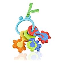 clefs de dentition jouet - 3m+