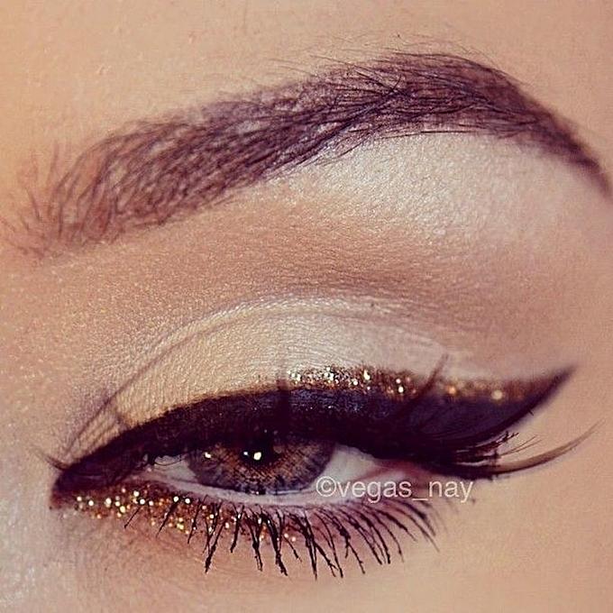 Extremement BlackUp Eye Liner - Doré - Prix pas cher | Jumia SN GE-25