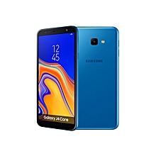 """galaxy j4 core - ecran 6"""" - 4g - rom 16go - ram 1go - caméra 8 megapixels - batterie 3300mah - bleu"""