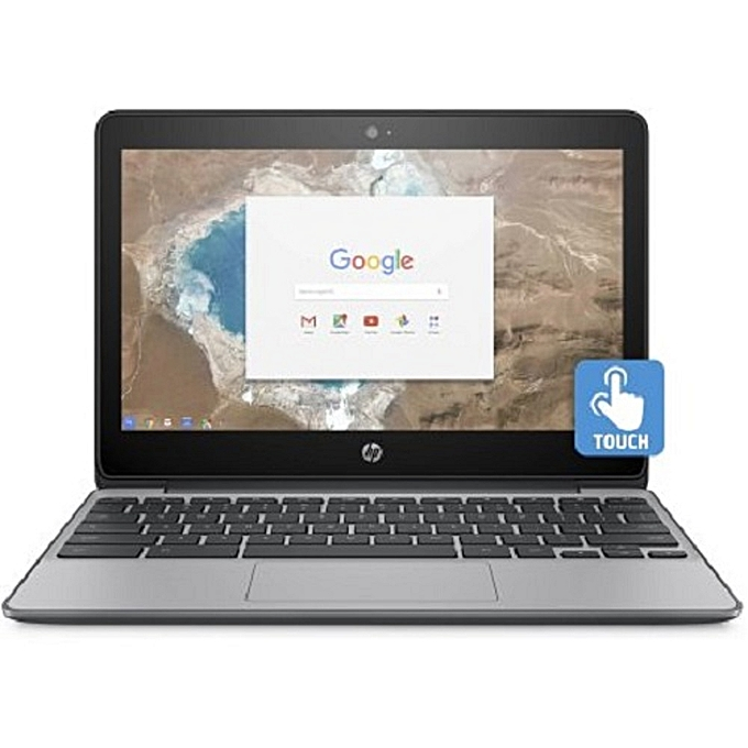 hp pc portable chromebook 11 6 pouces hd ips chrome os ram 4 gb disque dur 16gb gris. Black Bedroom Furniture Sets. Home Design Ideas